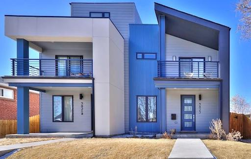 SOLD | 3823 Vallejo St | Denver